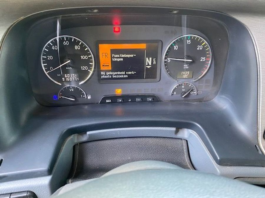 Mercedes-Benz - ACTROS 2555 LS 6x2 MP3-V8-Retarder Fg Nr. L562 17