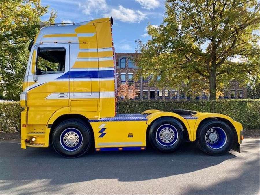 Mercedes-Benz - ACTROS 2555 LS 6x2 MP3-V8-Retarder Fg Nr. L562 5