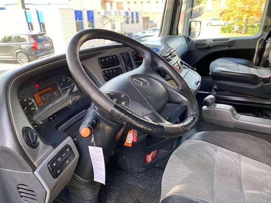 Mercedes-Benz - ACTROS 2555 LS 6x2 MP3-V8-Retarder Fg Nr. L562 15