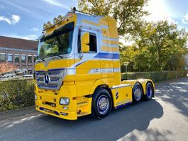 standaard trekker Mercedes-Benz Actros 2555 ACTROS 2555 LS 6x2 MP3-V8-Retarder Fg Nr. L562 2011