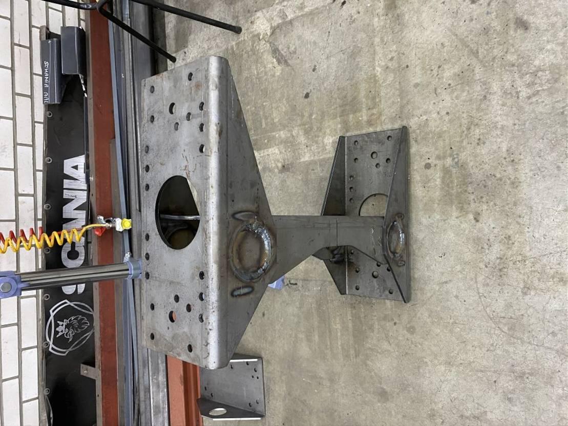 chassis vrachtwagen onderdeel Scania 3 serie dwarsbalk chassis