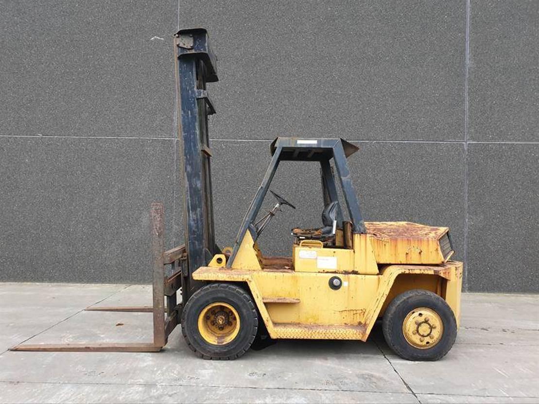vorkheftruck Caterpillar V 130 D 1992