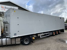walking floor oplegger Knapen Trailers K100 92m3 Cargo Floor 10MM 2013