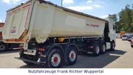 kipper oplegger Langendorf SKS-HS24/29,Hardox,Alcoa,Cramaro Verdeck elektr.