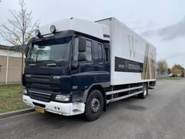 bakwagen vrachtwagen DAF CF 75 310 euro 5 automaat 2006 bj 2006