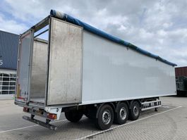 walking floor oplegger Knapen Trailers K100 - 92m3 2014
