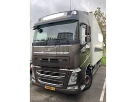bakwagen vrachtwagen > 7.5 t Volvo FH 420 4x2 Automaat Bloemenbak 2013