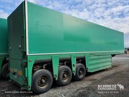 overige vrachtwagen aanhangers Burg Plateau Bouw materiaal 2007
