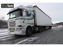standaard trekker Scania R560 2014
