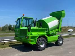 betonmixer vrachtwagen Merlo DBM 3500 EV Mixer dumper   New / unused 2020