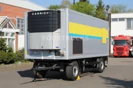 koelwagen aanhanger ROHR Carrier Maxima 1000/Strom/Rolltor/1587h 2010