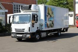 koelwagen vrachtwagen Iveco EuroCargo 120 120E22 EURO 6 Carrier Supra 750Mt Bi-T 2014