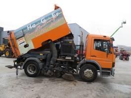 overige betonmachines Mercedes-Benz Atego 1317 Road Sweeper / Vacuum Cleaner 2001