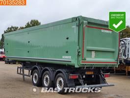 kipper oplegger Schmitz Cargobull SGF*S3 47m3 Alu Kipper 3 axles 2x Liftachse, Alcoa's 2017