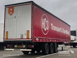 schuifzeil oplegger Schmitz Cargobull Schuifzeil Standard 2011