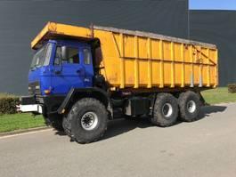 kipper vrachtwagen > 7.5 t Ginaf MAX A-15 1985