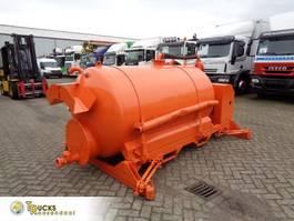 kolkenzuiger vrachtwagen Lombardini VACUUM + Self working + 3 in stock + 2.6m3 2004