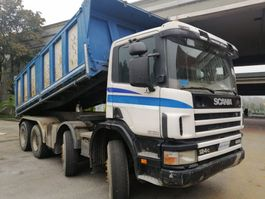 kipper vrachtwagen > 7.5 t Scania SCANIA 124-400