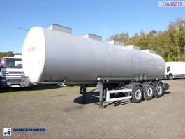 tankoplegger BSL T Chemical tank inox 33 m3 / 1 comp 2020