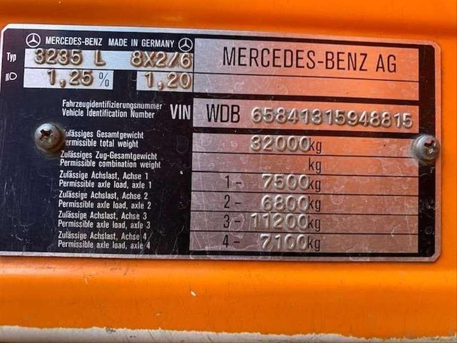 Mercedes-Benz - SK 3235 L 8x2 Top !!! 27