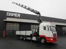 kraanwagen Scania G480 LB 6x2 Euro 5 2013