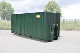 opslag zeecontainer VERHUUR 20ft opslagcontainer