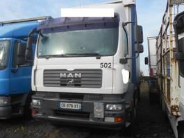 overige vrachtwagens MAN TGM 2008