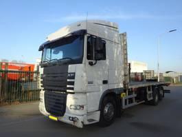 open laadbak vrachtwagen DAF 105 XF 460 6X2 EURO 5 !!! 2010