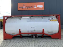 meercompartimenten container Welfit Oddy 23.660L TC, 2 comp.(12.300L/11.360L), L4BN, IMO1, T11 1998