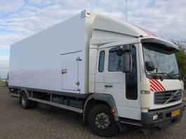 koelwagen vrachtwagen Volvo FL612 KOELVRIESBOX STEELSPRINGS 2005