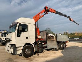kipper vrachtwagen > 7.5 t Iveco EuroStar 240 240E47 1998