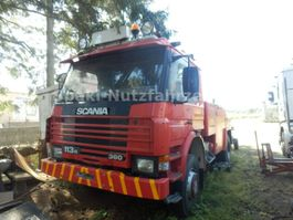takelwagen-bergingswagen-vrachtwagen Scania 113h-360/4x4/Top Zustand/Video Nachfrage