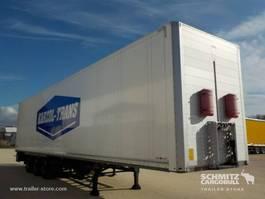 gesloten opbouw oplegger Schmitz Cargobull Semitrailer Dryfreight Standard 2016