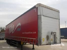 mega-volume oplegger Schmitz Cargobull Varios Semitrailer Curtainsider Varios 2016