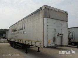 schuifzeil oplegger Schmitz Cargobull Semitrailer Curtainsider Standard 2011
