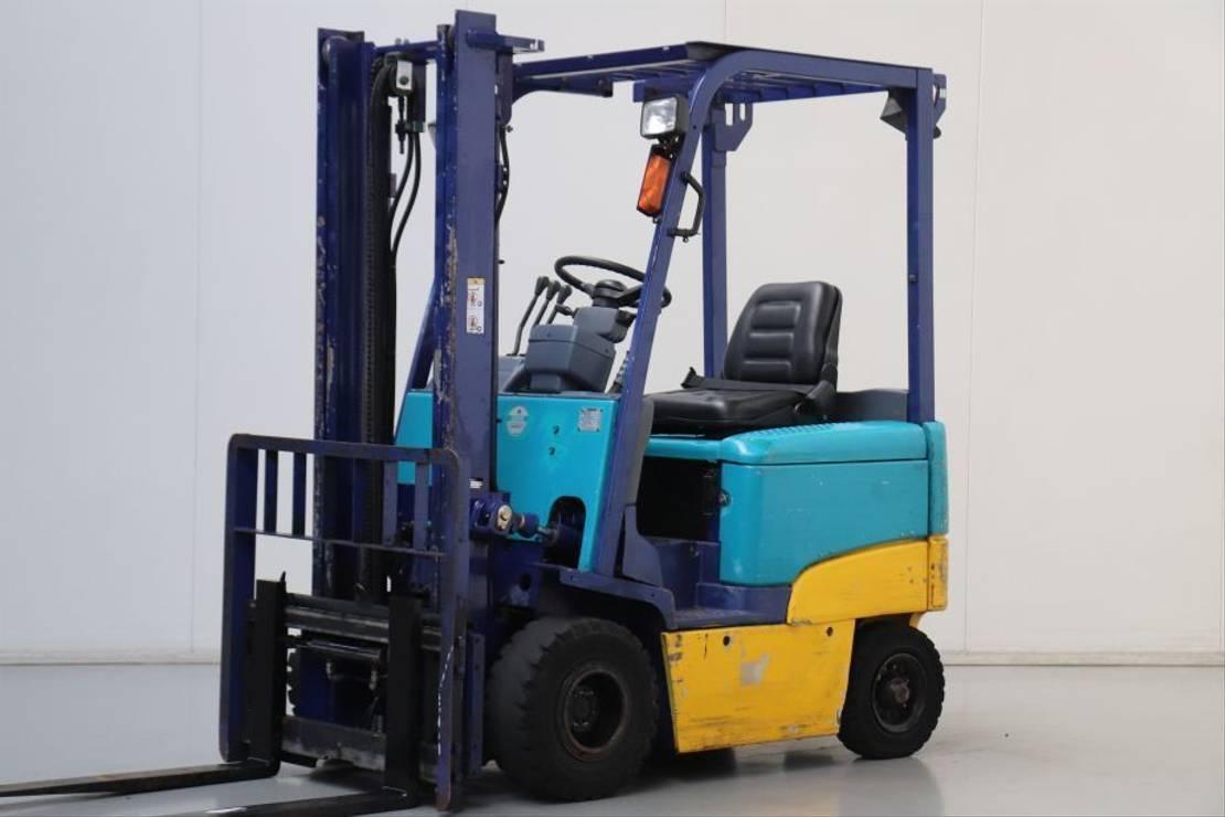 vorkheftruck Komatsu FB 15 EX-8 2000