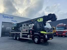 autohoogwerker vrachtwagen Volvo FM 420 6X6 + Multitel J346 TA Hoogwerker 48 Meter! 2004