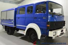 bakwagen vrachtwagen Magirus Deutz 90-16 Turbo 4x4 Mannschaft-Gerätewagen Neuwertig 1986