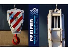 overige equipment onderdeel Terex 20T 20t, 1 Sheaves, Ø 18 mm 2005