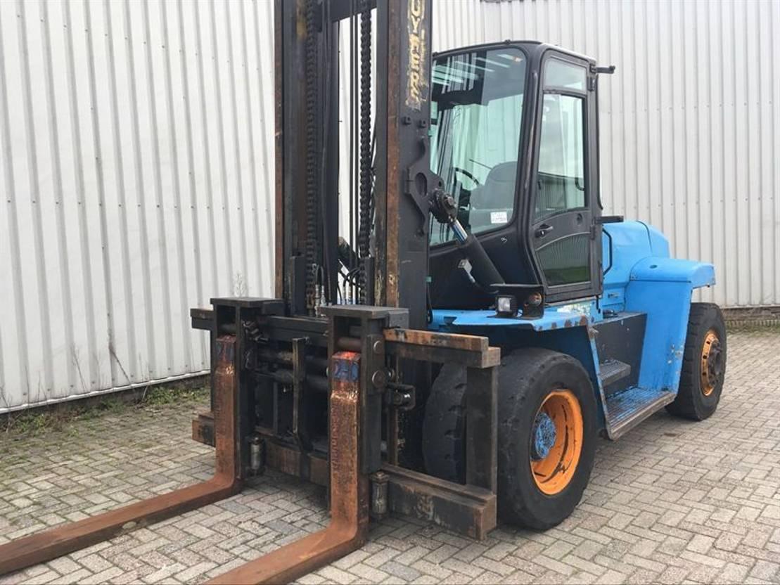 vorkheftruck Hyster H12.00XM 2005