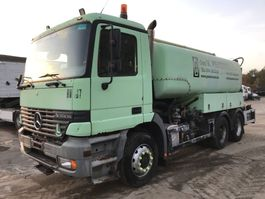 kolkenzuiger vrachtwagen Mercedes-Benz Actros 2635 6X4 **HYDROCUREUR-HIGH PRESURE TRUCK** 1998