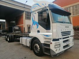 overige vrachtwagens Iveco IVECO STRALIS 0-6X2