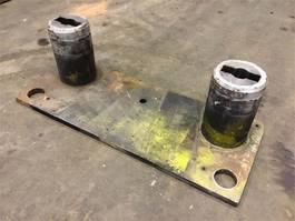 overige equipment onderdeel Faun ATF 60-4 counterweight 0,425 t