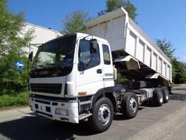 kipper vrachtwagen > 7.5 t Isuzu CYH51 W 8X4 2007