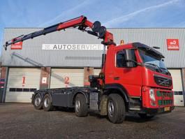 containersysteem vrachtwagen Volvo FM 480 2011 8X2 HMF2420K5 RADIO KABELSYSTEEM 2011