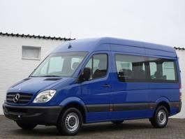 minivan - personenbus Mercedes-Benz Sprinter 313 Cdi 9 Sitze Schiebetür Klima Euro 5 2011