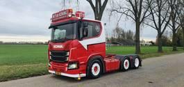 mega-volume trekker Scania R500 6x2/4 low deck 2019
