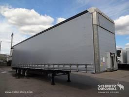 mega-volume oplegger Schmitz Cargobull Varios Semitrailer Curtainsider Varios 2013