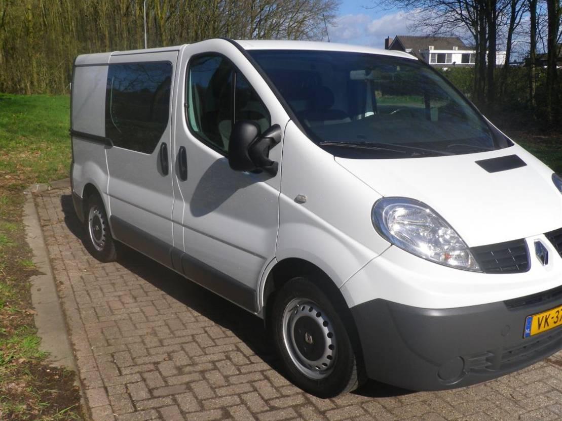 gesloten bestelwagen Renault TRAFIC GB 2.0 dCI 90PK  L1H1 2014