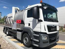 kolkenzuiger vrachtwagen MAN TGS 26.360 6x2-2 BL EURO6 Amphitec V-Force Vacuum 2021